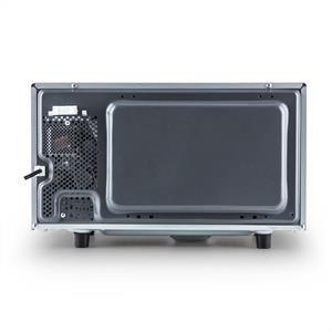 Klarstein Steelwave - Micro-ondes encastrable avec fonction Grill