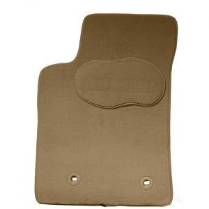 norauto 1 tapis voiture sur mesure beige en moquette premium comparer avec. Black Bedroom Furniture Sets. Home Design Ideas
