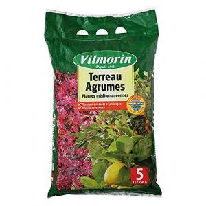 Vilmorin Terreau agrumes sac de 5 litres