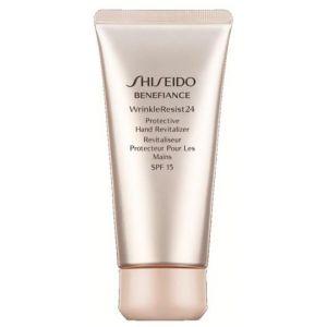 Shiseido Benefiance WrinkleResist24 - Revitaliseur protecteur pour les mains SPF15