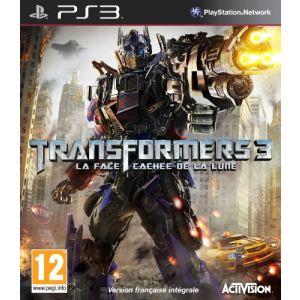 Transformers 3 : La Face Cachée de la Lune [PS3]