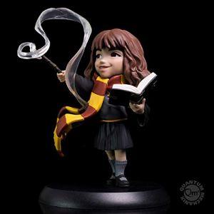 Quantum Mechanix Harry Potter - Q-fig 10 Cm - Hermiones S First Spell [Figurine]