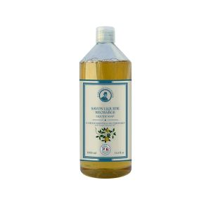 L'Artisan Savonnier Savon liquide citron recharge 1 L