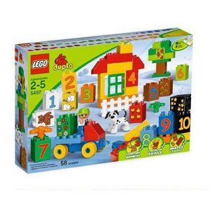 Lego 5497 - Apprendre les chiffres avec Lego