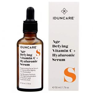 Iduncare Age Defying Vitamin C + Hyaluronic Serum - 50 ml