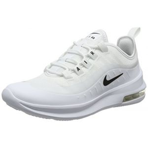 Nike Air Max Axis (GS), Chaussures de Fitness Garçon, Multicolore (White/Black 100), 36 EU