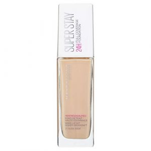Maybelline SuperStay Liquid Foundation 21 Nude Beige - 24 h