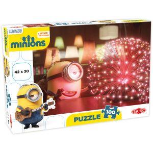 Tactic Puzzle Minions 100 pièces