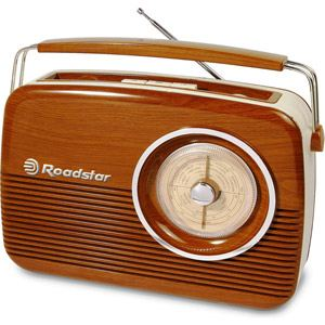 Roadstar TRA-1957 - Radio portable vintage