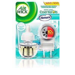 Air Wick Désodorisant Diffuseur Électrique Nenuco 1 aparato + 1 recambio 0