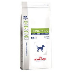 Royal Canin Veterinary Diet Chien Urinary S/O Small Dog USD 20 - Sac 4 kg