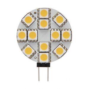 Kanlux Ampoule led G4 2 watt (eq. 15 watt) - Couleur eclairage - Blanc chaud 3000°K