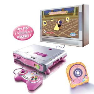 Vtech Console V.Smile Pro : Disney Princesses