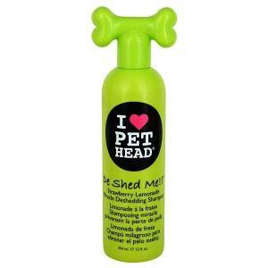 Pet Head De Shed Me - Shampoing spécial perte de poils pour chien