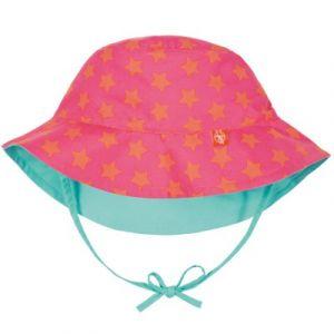 Lässig Chapeau anti-UV réversible Splash & Fun 3-6 mois