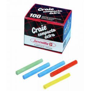 Sign Boîte de 100 craies - JUVENILIA - Assortiment de couleurs