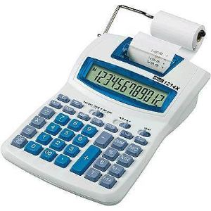 Ibico 1214X - Calculatrice imprimante semi-professionnelle