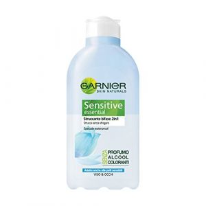 Garnier Sensitive Essential - Struccante bifase 2in1 speciale waterproof 200 ml