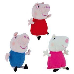 Giochi Preziosi Peluche sonore Peppa Pig (modèle aléatoire)