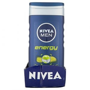 Nivea Men Energy 24H Fresh Effect - Gel douche corps, visage et cheveux