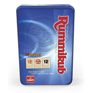 Goliath Rummikub The Original Travel Tour Edition (tin) (ml) [Speelgoed]