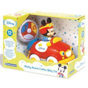 Clementoni Voiture Télécommandée Mickey