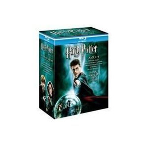 Coffret Harry Potter - Années 1 à 5
