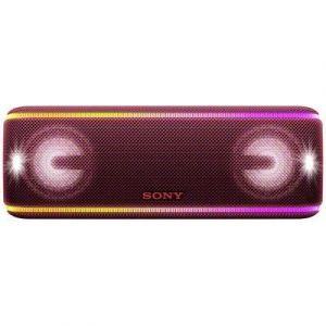 Image de Sony SRS-XB41 - Enceinte portable sans fil Bluetooth Waterproof avec effets lumières