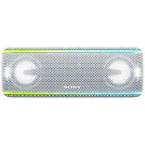 Sony SRS-XB41 - Enceinte portable sans fil Bluetooth Waterproof avec effets lumières
