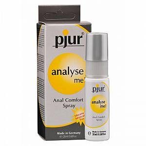 Pjur Spray anal « Analyse me » 20 ml