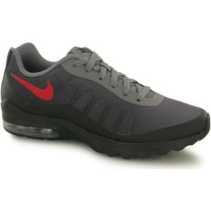 Nike Air Max Invigor Print, Chaussures de Running Compétition Homme, Multicolore (Gunsmoke/University Red/Black 007), 46 EU