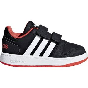 Adidas Hoops 2.0 CMF I, Chaussures de Basketball Mixte Enfant, Multicolore