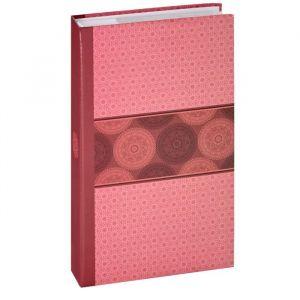 Panodia 271291 Mandala Album photos pochettes avec 300 Vues Papier Rose 5 x 22 x 36,5 cm