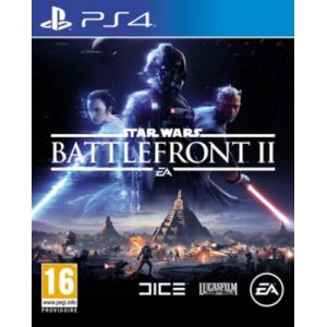 Star Wars : Battlefront II sur PS4