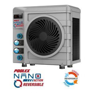 Poolstar Nano Action Reversible - R32 - 10 a 20m3 - pompe à chaleur piscine