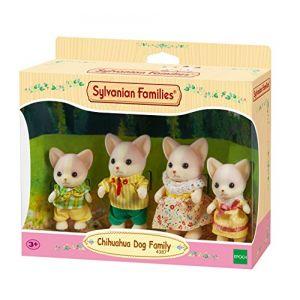 Epoch 4387 - La famille Chihuahua