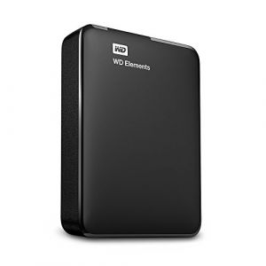 Western Digital WDBU6Y0040BBK - Disque dur Portable 4 To USB 3.0