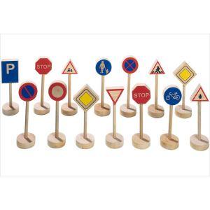 Goki WM 397 - Panneaux de signalisation I 15 éléments