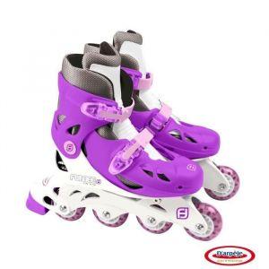 D'arpèje Rollers en ligne Funbee violet