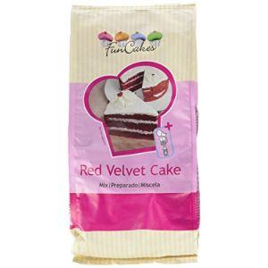 FunCakes Préparation pour Red Velvet 1 kg