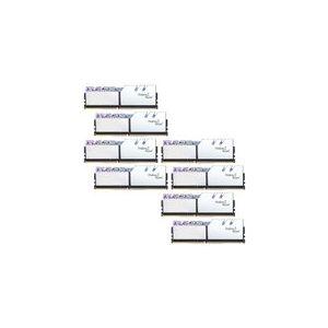 G.Skill Trident Z Royal 128 Go (8 x 16 Go) DDR4 3200 MHz CL14 - Argent
