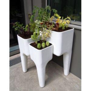 Hurbz Table potagère Kiga 84 x 72 x 104 cm