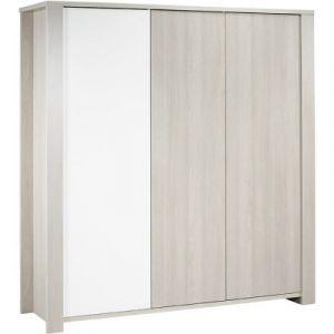 Sauthon New Opale - Armoire 3 portes
