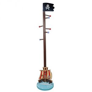 Primary Products Ltd TD-11603A - Porte-manteau Pirate
