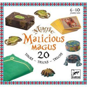 Djeco Magie Malicious Magus 20 tours