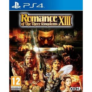Romance of the Three Kingdoms XIII sur PS4