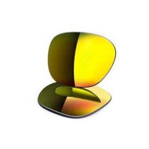 Oakley Pièces détachées Frogskin Replacement Lenses - Taille Fire Irdium/CAT3