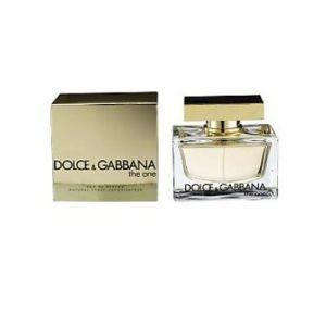 Dolce & Gabbana The One - Eau de parfum pour femme - 75 ml
