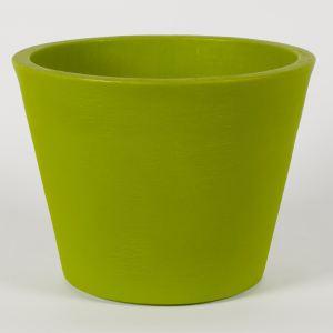 New Garden Pot de fleurs rond Petunia en résine Ø36 cm 18 L