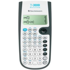 Texas instruments TI-30XB - Calculatrice scientifique